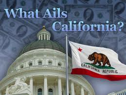 What Ails California