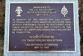 Hmong Dedication